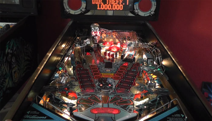 Pinball flipperspel